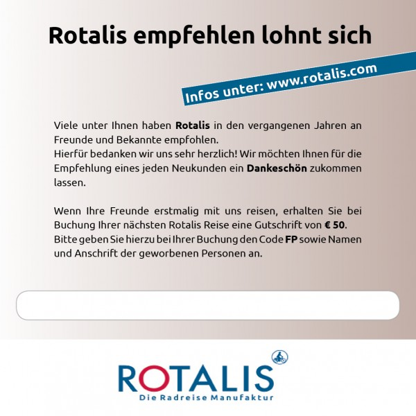 Empfehlung Rotalis